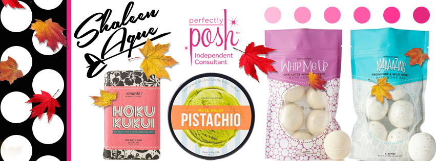 Shaleen Ague, Ind. Perfectly Posh Consultant
