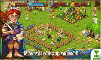 Farmdale Mod Apk Android