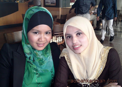 adibah dan hanis haizi in premium beautiful corset business opportunity, free travel