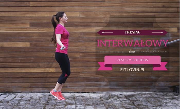 fitblog, skakanie na skakance, trening interwałowy