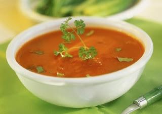 manfaat sup tomat