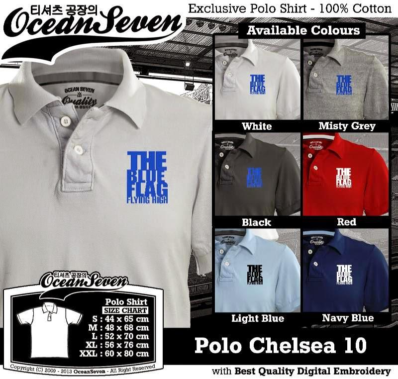 Kaos Polo Chelsea 10
