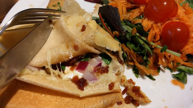 le goat deluxe crepe