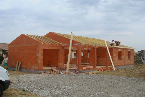 Les archives de la terre cuite logement nouvelle chute - Acces chantier maison individuelle ...