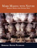Mark Making with Nature - Book