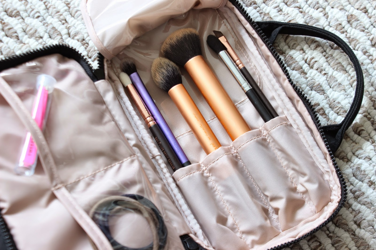 Beauty Packing With MUJI