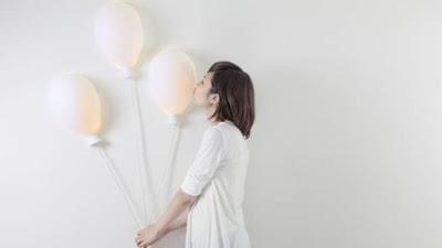 lampe ballon poétique designer créateur