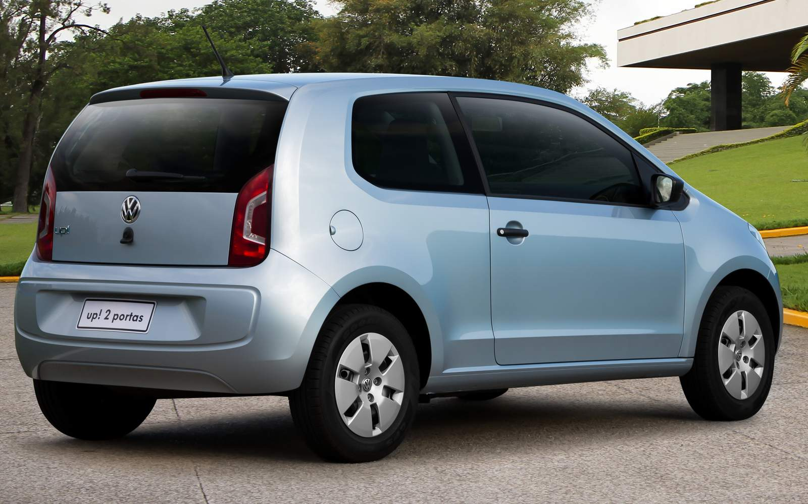 Volkswagen up! - carro mais barato do Brasil para manter