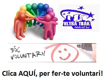 Formulari per fer-te voluntari