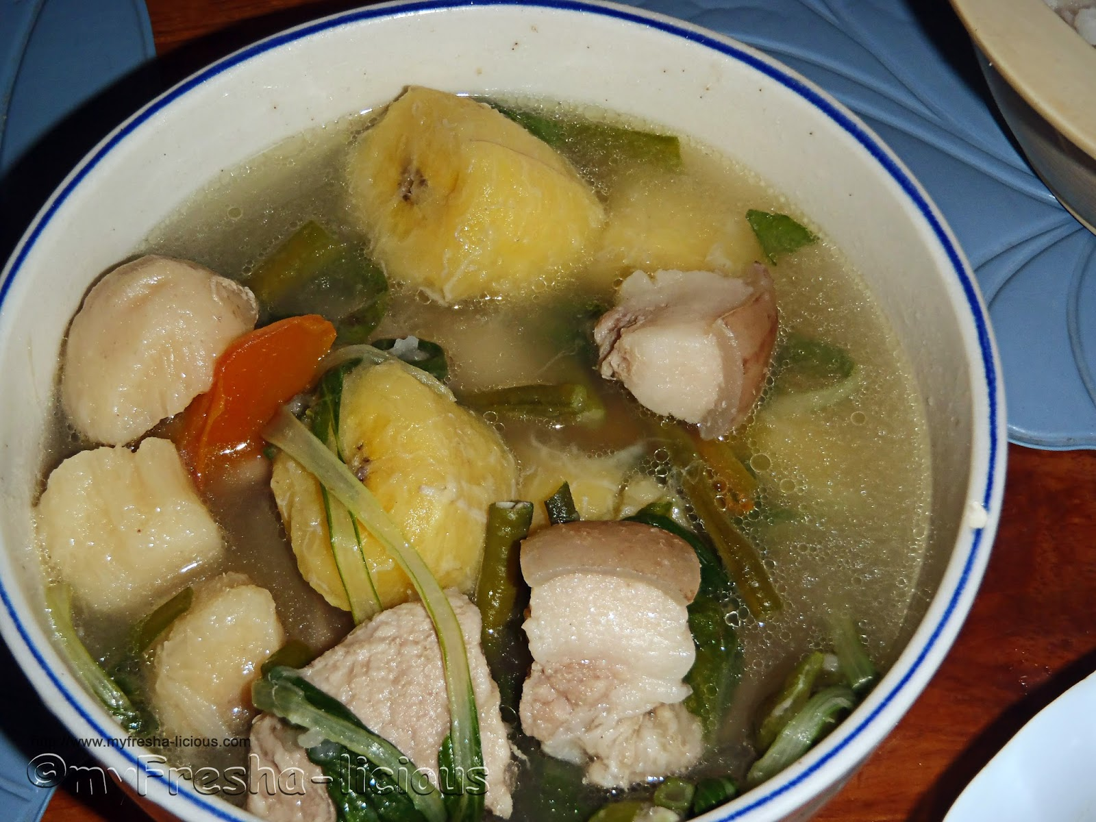 pictures How to Cook Nilagang Baboy