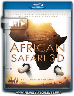 Safári na África Torrent - BluRay Rip 720p Dublado