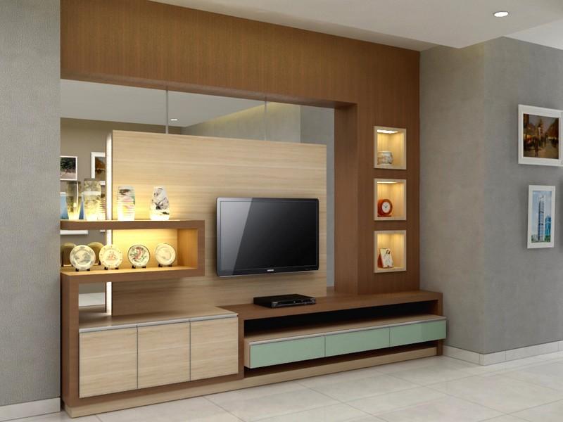 Model Rak Tv Minimalis Dan Contoh Gambar Desain Modern | Share The ...