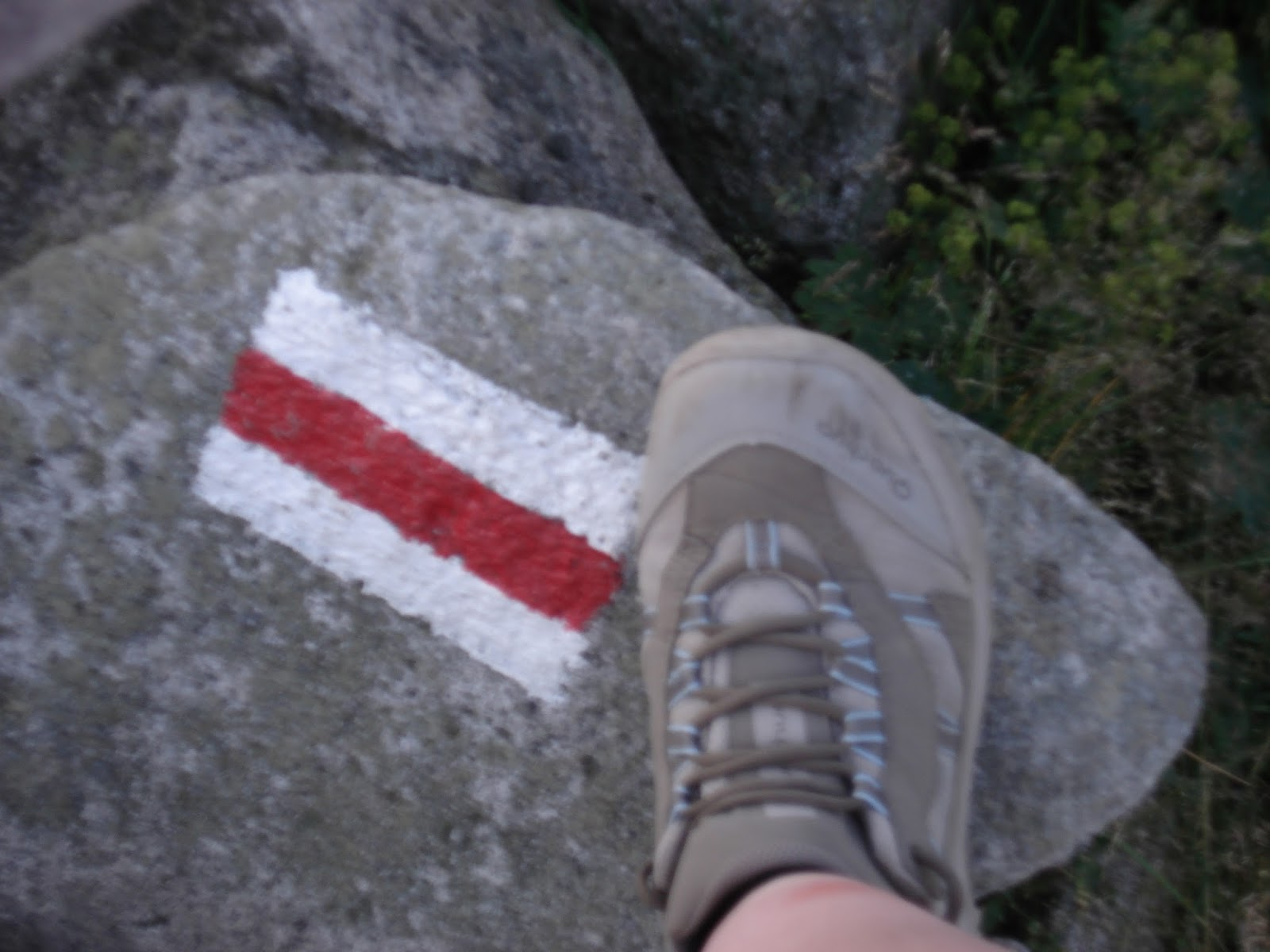 O kolorach i trudności szlaków turystycznych góry lifestyle blog