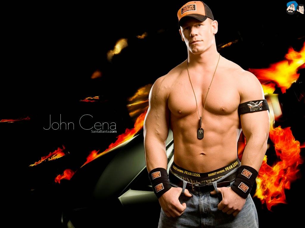 John Cena WWE F...