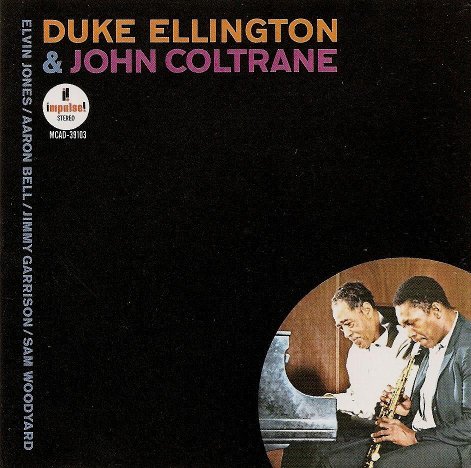 A rodar XXXV - Página 5 Ellington+&+Coltrane+-+Front