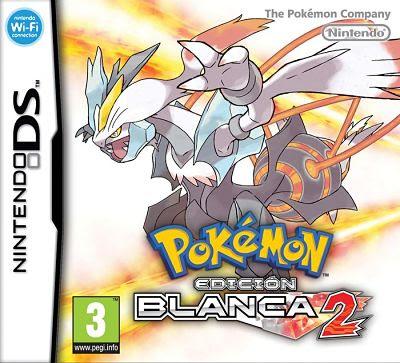 Pokemon Edicion Blanca 2
