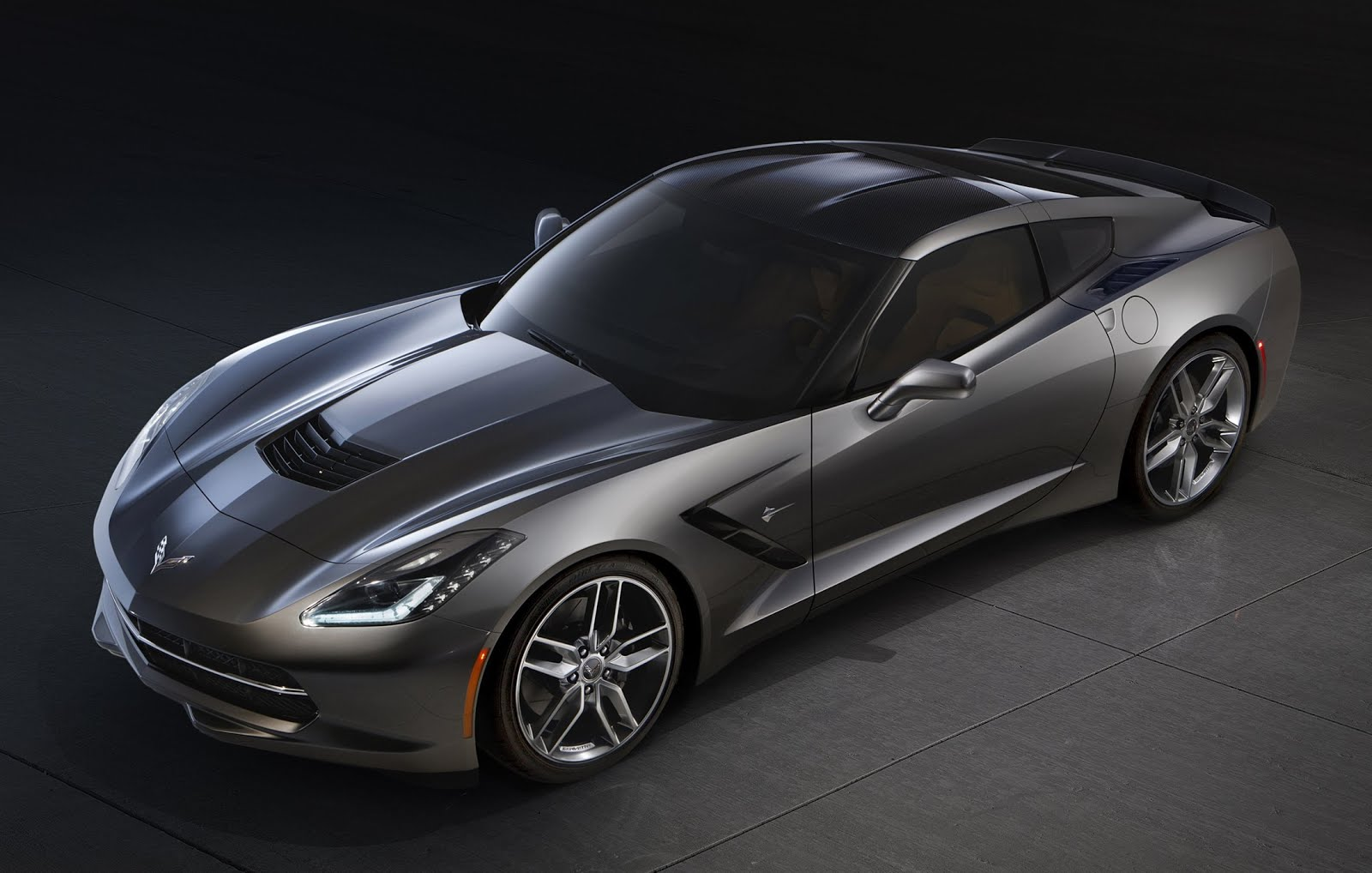 autos el chevrolet corvette de motor central llegar en 2019