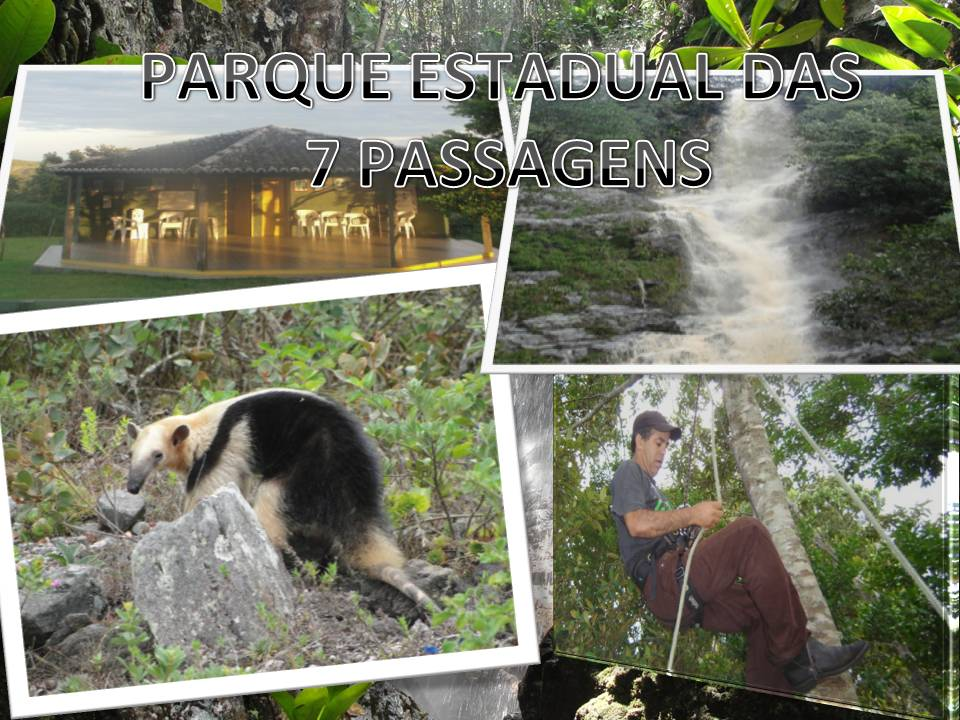 PARQUE ESTADUAL DAS 7 PASSAGENS