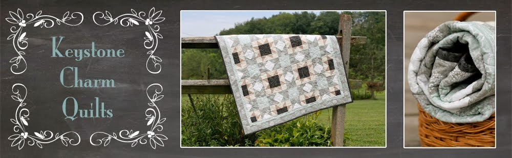 Keystone Charm Quilts