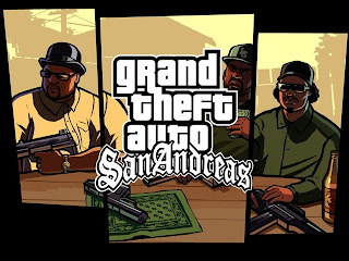 Video gta san andreas