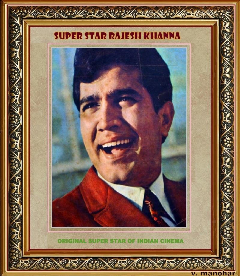 Original Super Star of Indian Cinema