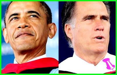 Obama stress Romney