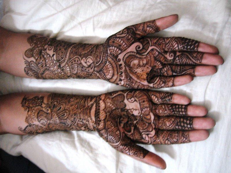 new mehndi designs shadi pictures