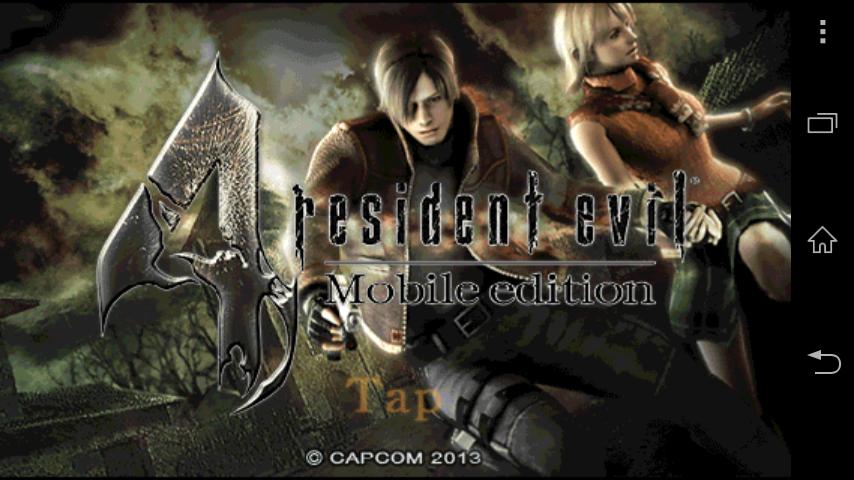 Download Game Resident Evil 4 APK Untuk Android Terbaru