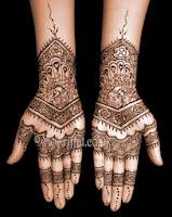 Ethiopian Mehndi Designs