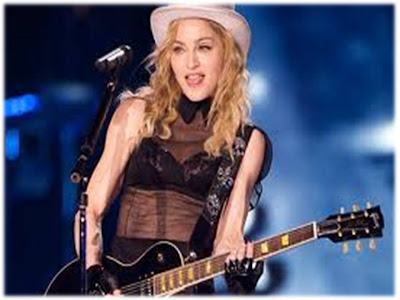 Madonna Super Bowl Performance
