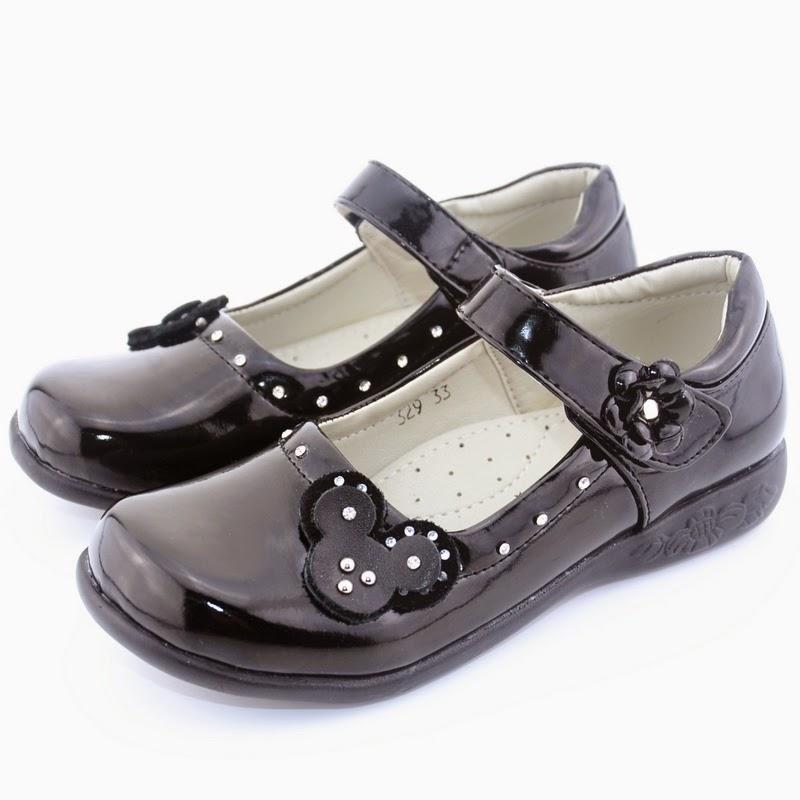 Watch Beautiful and cheap baby girls school shoes