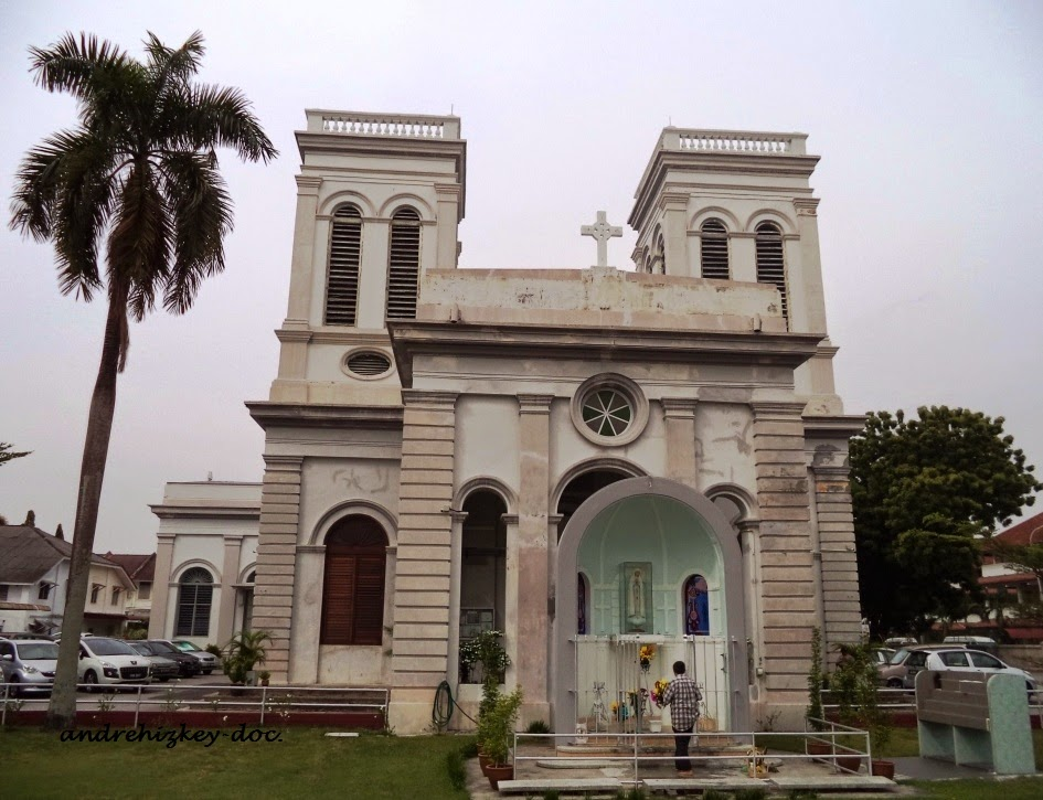 Cathedral of The Asumption Pulau Pinang