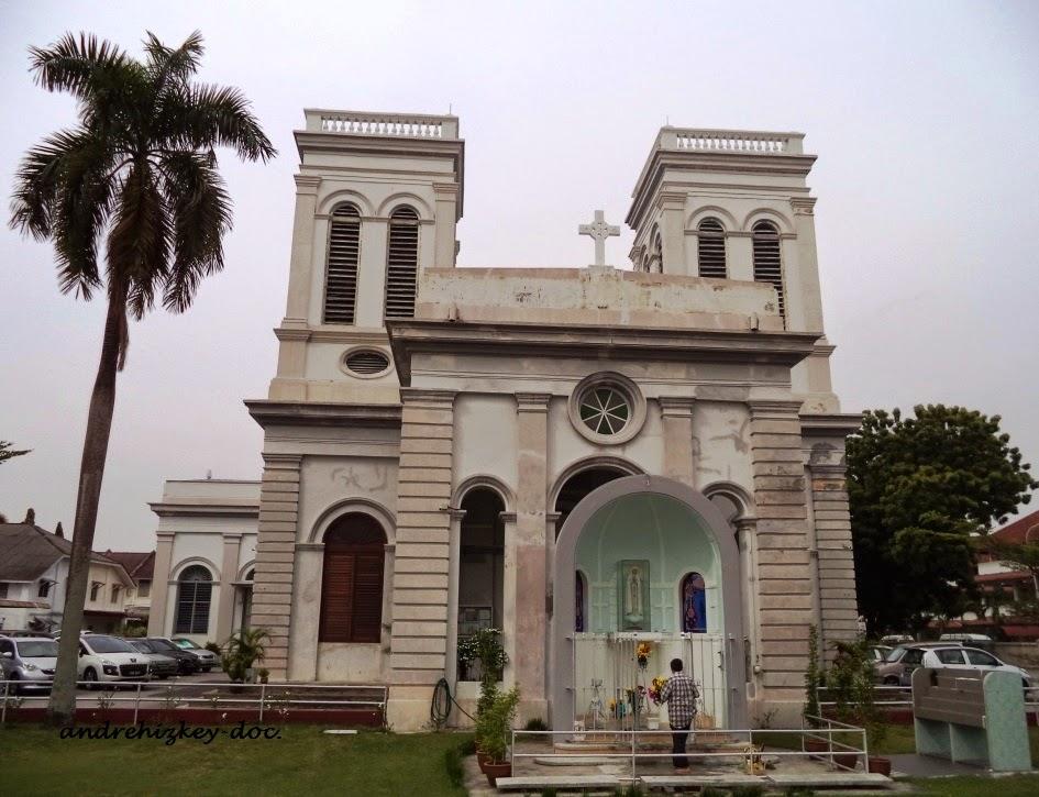 Cathedral of The Asumption Pulau Pinang