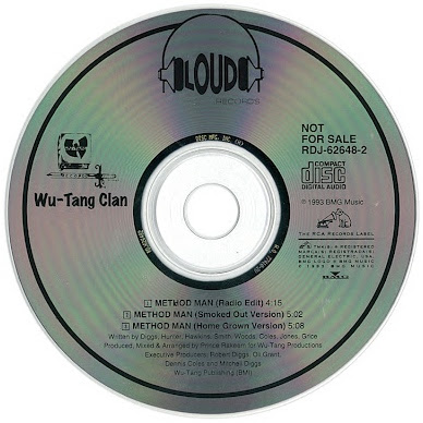 Wu-Tang Clan ‎– Method Man (CDS) (1993) (320 kbps)
