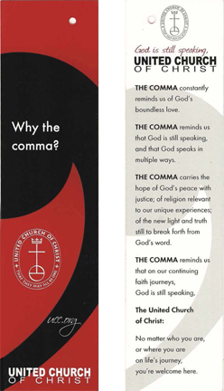 http://www.uccresources.com/products/bookmark-why-the-comma-pack-of-25