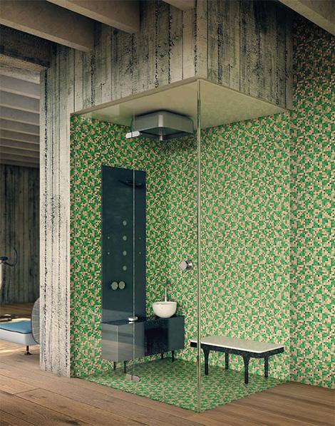 Casas minimalistas y modernas las nuevas cabinas de ducha for Duchas planas