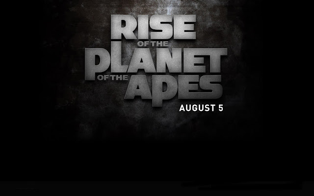 Rise of the Planet of the Apes PowerPoint Background 1