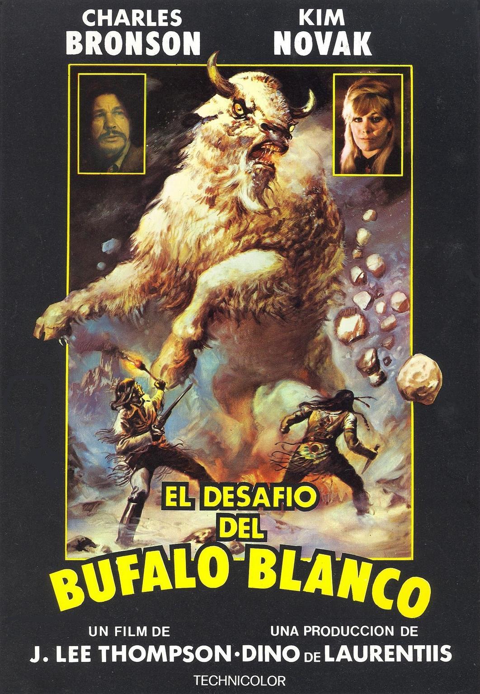El desafío del búfalo blanco (1977)