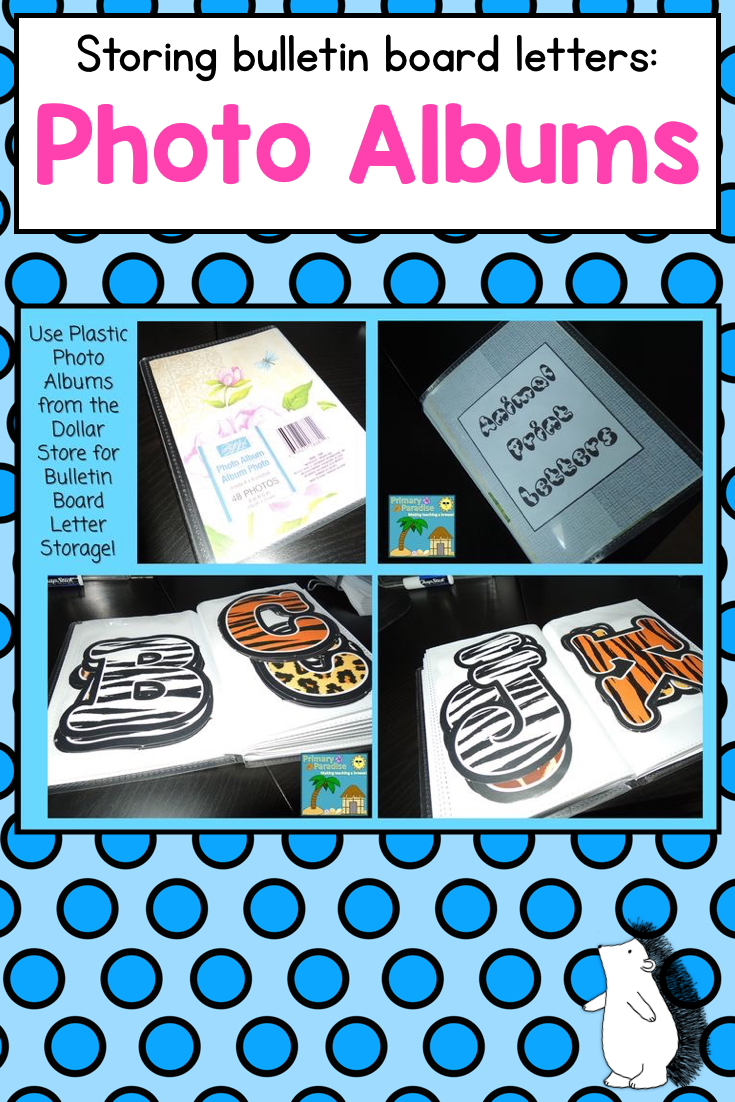 hello sunshine how to organize bulletin board supplies from primary paradise