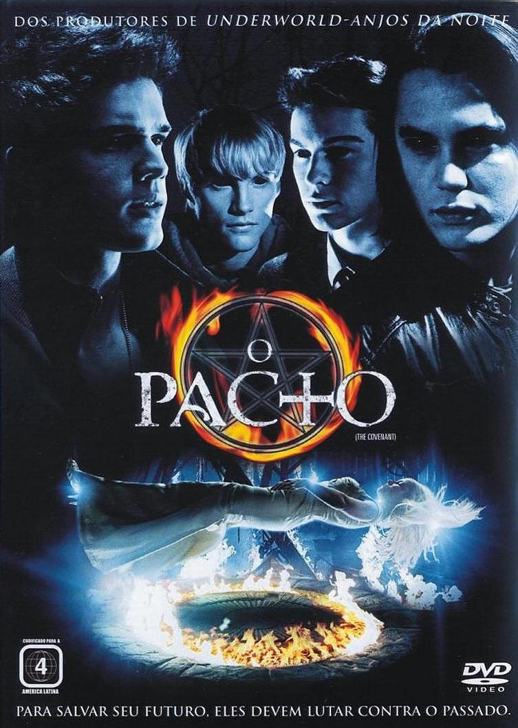 Filme O Pacto (The Covenant)   Dual Áudio + Legenda