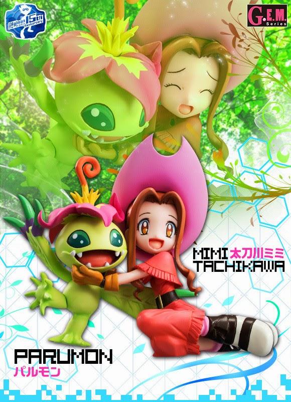[Merchandise] Nova Linha de Figuras de Digimon Adventure Figuras01