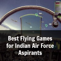 Best Flying Games for Indian Air Force Aspirants