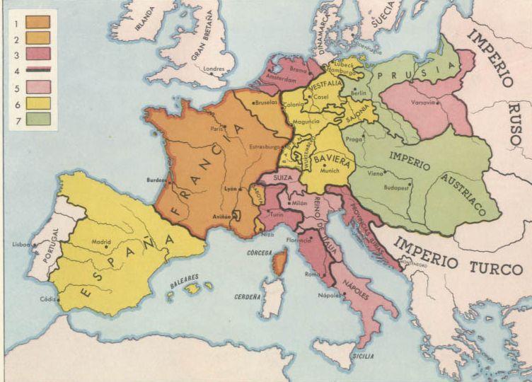 Mapa De Europa. mapa europa