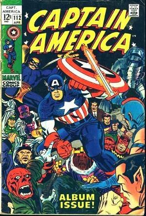 Captain America #112 pic