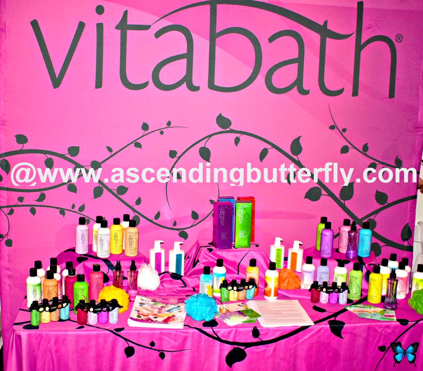 Vitabath at Getting Gorgeous 2014