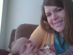 Preslee and Mom!
