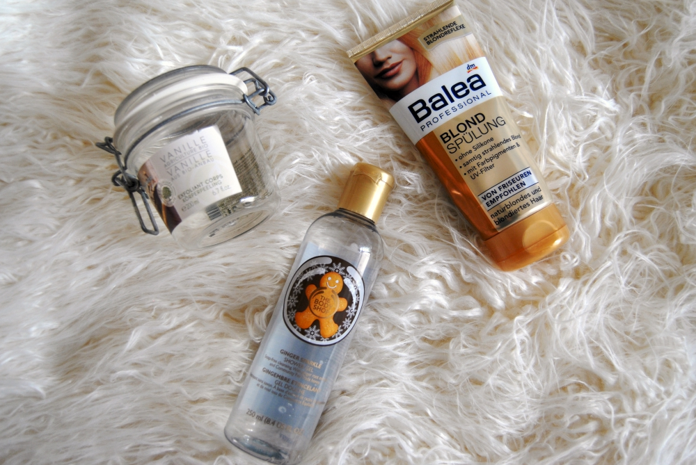 beauty empties review balea shampoo