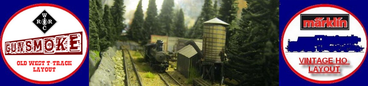 Western N Scale Layout & Marklin Vintage Layout