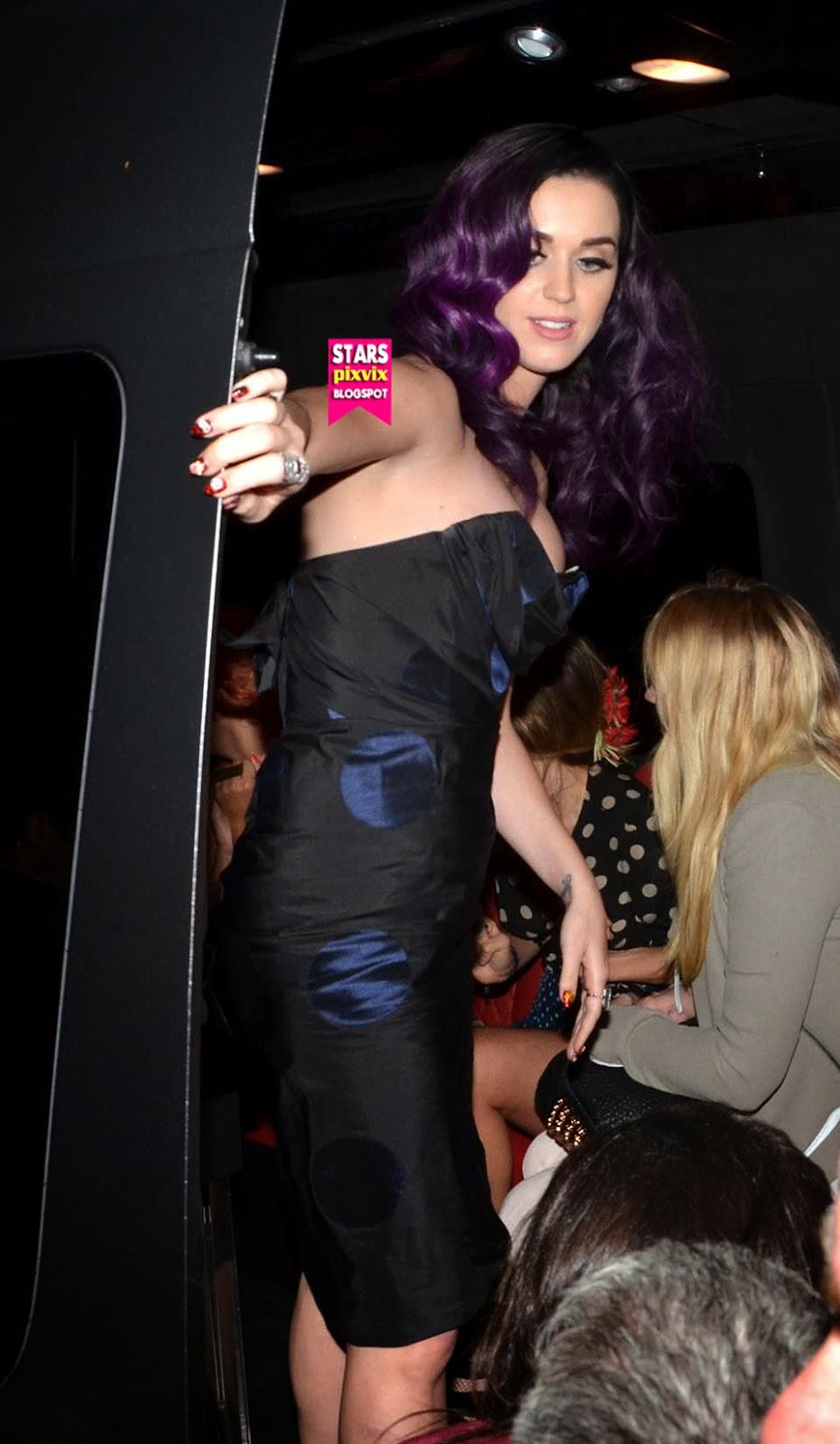 Katy perry wardrobe fail something also
