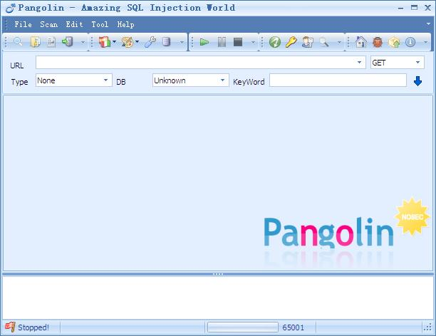Pangolin+sql+injection Best SQL Injection Tools